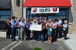 MOD Pizza Ribbon Cutting 2